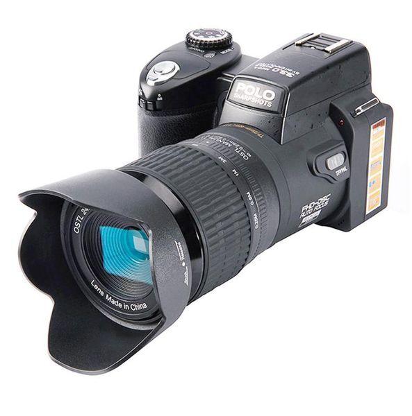DHgate digital cameras 2021 camera d7100 33million pixel auto focus professional slr video 24x optic