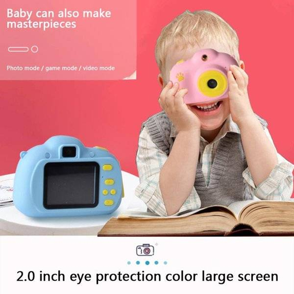 DHgate digital cameras educational toys hd children kids durable practical multi-functional classic