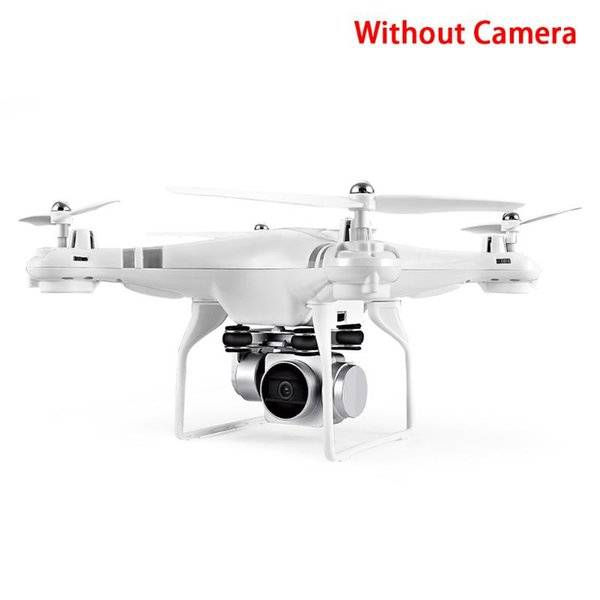 DHgate toys one key return wifi fpv live headless mode helicopter portable hold hd camera with led l