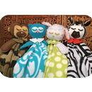 Embroidery Garden Lullaby Blanket Babies Set