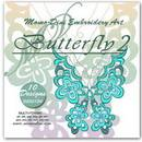 Momo-Dini Embroidery Designs - Butterfly 2 (0500134)