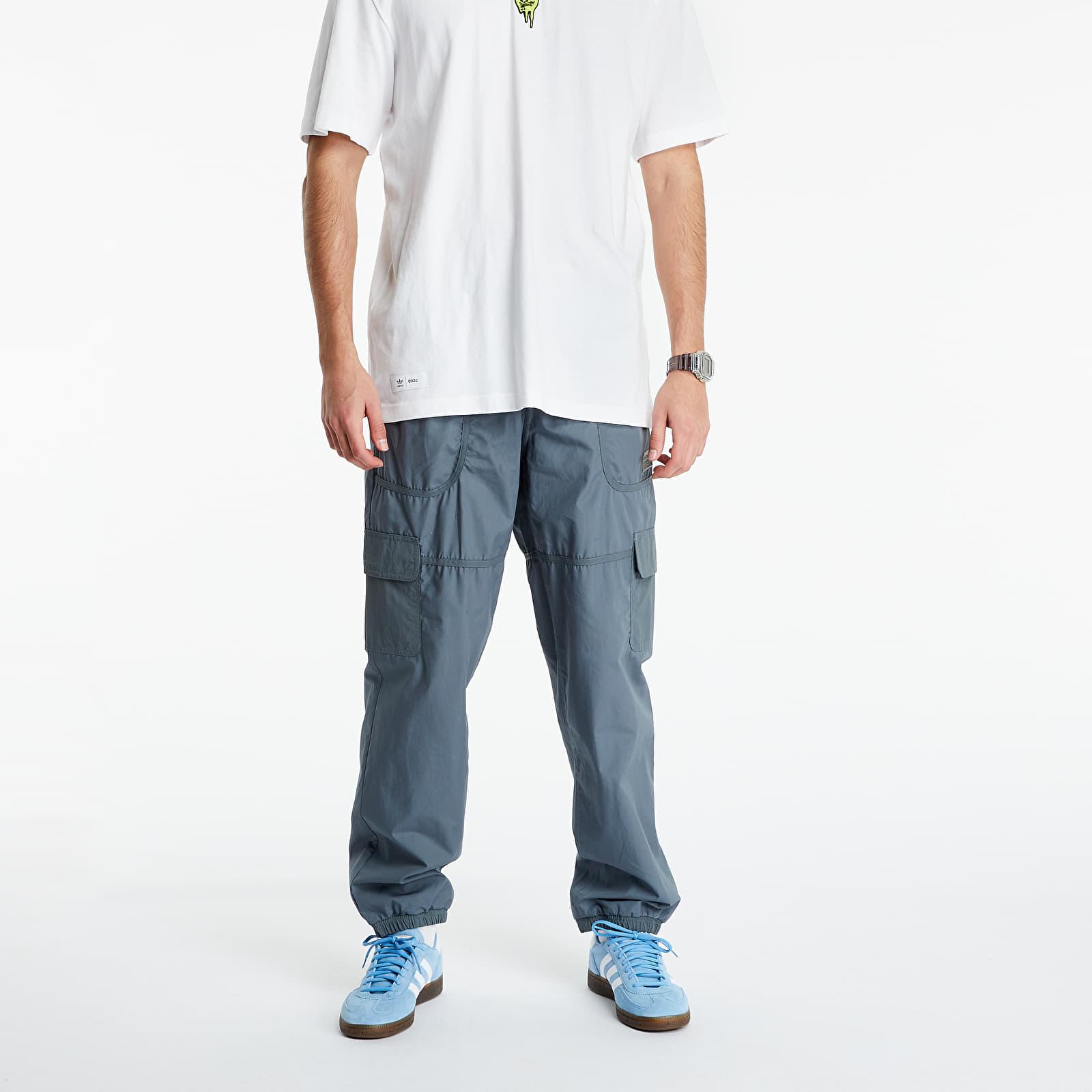 adidas Originals adidas Fashion Track Pants Blue Oxide  - Blue - Size: Small