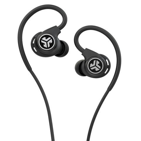 JLab Audio Fit Sport 3 Wired Fitness Earbuds