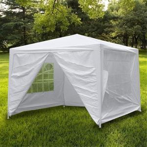 Outdoor Garden Canopy Pavilion  10'x10' Gazebo