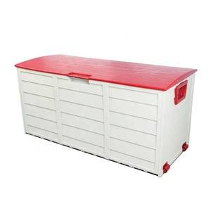 garden Outdoor Shed Box Case Container New plastic outdoor storage bin box