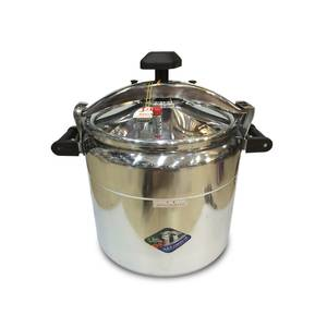 60LAluminium Autoclave Commercial Gas Cooking Rice In Industrial Wholesale Aluminum Alloy Explosion-proof Pressure Cooker