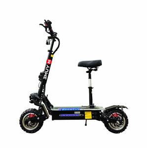 2019 hot selling e scooters  China High Quality Adults 60v 3200W 2000W dual motors electric scooter