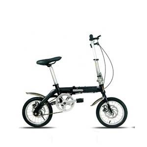 fashion folding mini  electric bike  for young people 14 inch