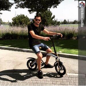 Fashion and sports life Robstep OEM folding electric bike