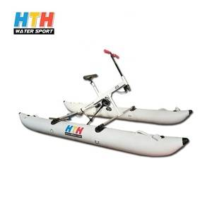 New design water bike HTH sport water bike portable aqua bike for outdoor water sport on river, lake and sea