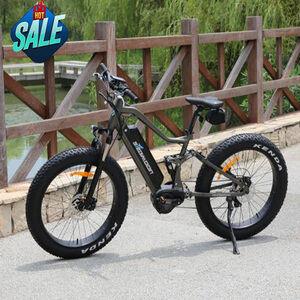 2019 fashion 1000w electric fat bike with