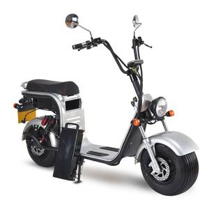 Europe warehouse 2000w green power adult electric brushless scooter with a seat electric