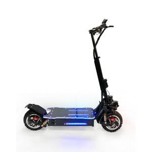 MAIKE  KK4S 60V 3200W 26ah foldable dual motor electric scooter adult with removable seat