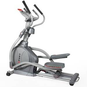 Qido Electric Control Commercial Gym Equipment Fitness Elliptical Bike for Outdoor