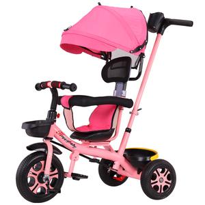 Kids trike bike baby jogger stroller price toddler push trike 3 wheel baby tricycle stroller