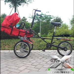 taga x stroller bike momy bike travel bike