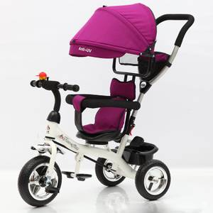 cheap lovely european three wheels walking stroller bicycle bike children tricycle for baby