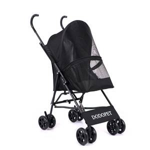 Outdoor pet dog stroller for small animals