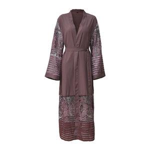 Muslim women dresses islamic clothing dubai abaya dress plus size women lace dress maxi turkish clothes