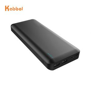 20000mAh disposable anker mobile charger power bank, 87w pd power banks for laptops mobile phones tablets pc computer etc