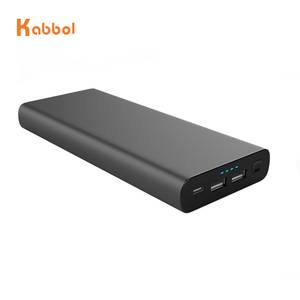 Quick charge power banks 26800mah 18650 cell with 87W Type-C PD Charger for Laptop and Phone