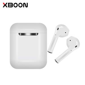 China Latest Ear Phones i10  TWS  High-end Touch Control Wireless Sport Stereo Bluetooths  Earphones In Ear with Charging Case