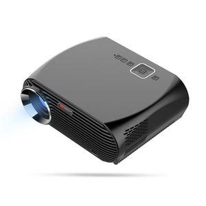 2019 Mini 3D Home Cinema Led Video Projector 3200 Lumens GP100UP