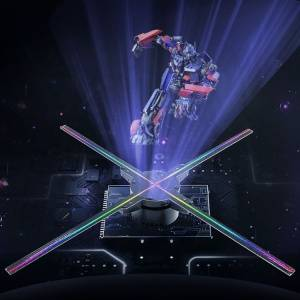 3d hologram equipment outdoor large hologram buy 3d holographic projector price  in the air