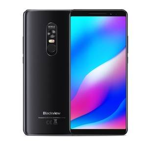 2019 new Blackview MAX1, 6GB+64GB Laser Projector Phone, Dual Front Cameras, 4680mAh Battery, 6.01 inch