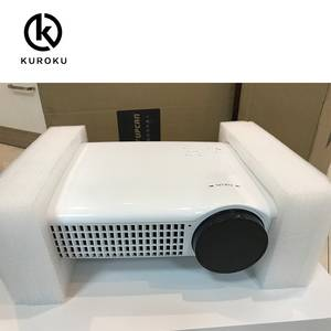 Professional 1920x1080 native resolution smart phone projector