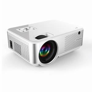 Cheerlux 2019 Home Theatre Projector with Android system Phone Wireless Sync 720P 1080P LED Video Proyector Portable LCD Beamer