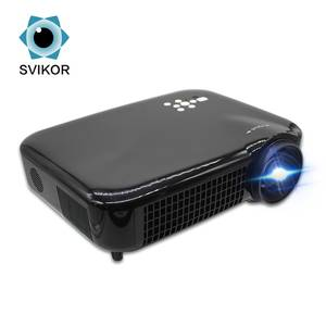 Factory hotselling rechargeable full High Definition 1280x800 720p office /home projector