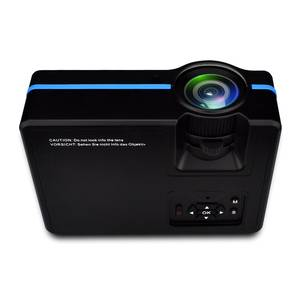 2018 New Innovation Product Mini Beam Projector Home Theater for avi MP4 HD Movies