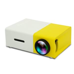 2017 Newest Mini Led Projector with TV Tuner Outdoor Home Projector YG300