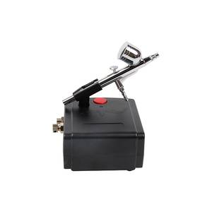 High Quality 12V Mini Spray Makeup Airbrush Compressor Kit For Makeup Nail Tattoo Cake Bakery Tan Car Paint
