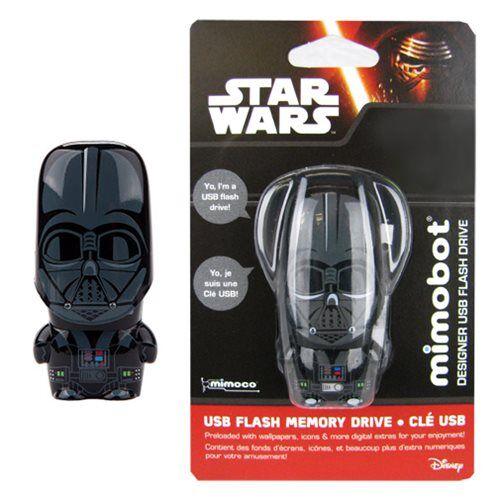Star Wars Darth Vader Mimobot USB Flash Drive
