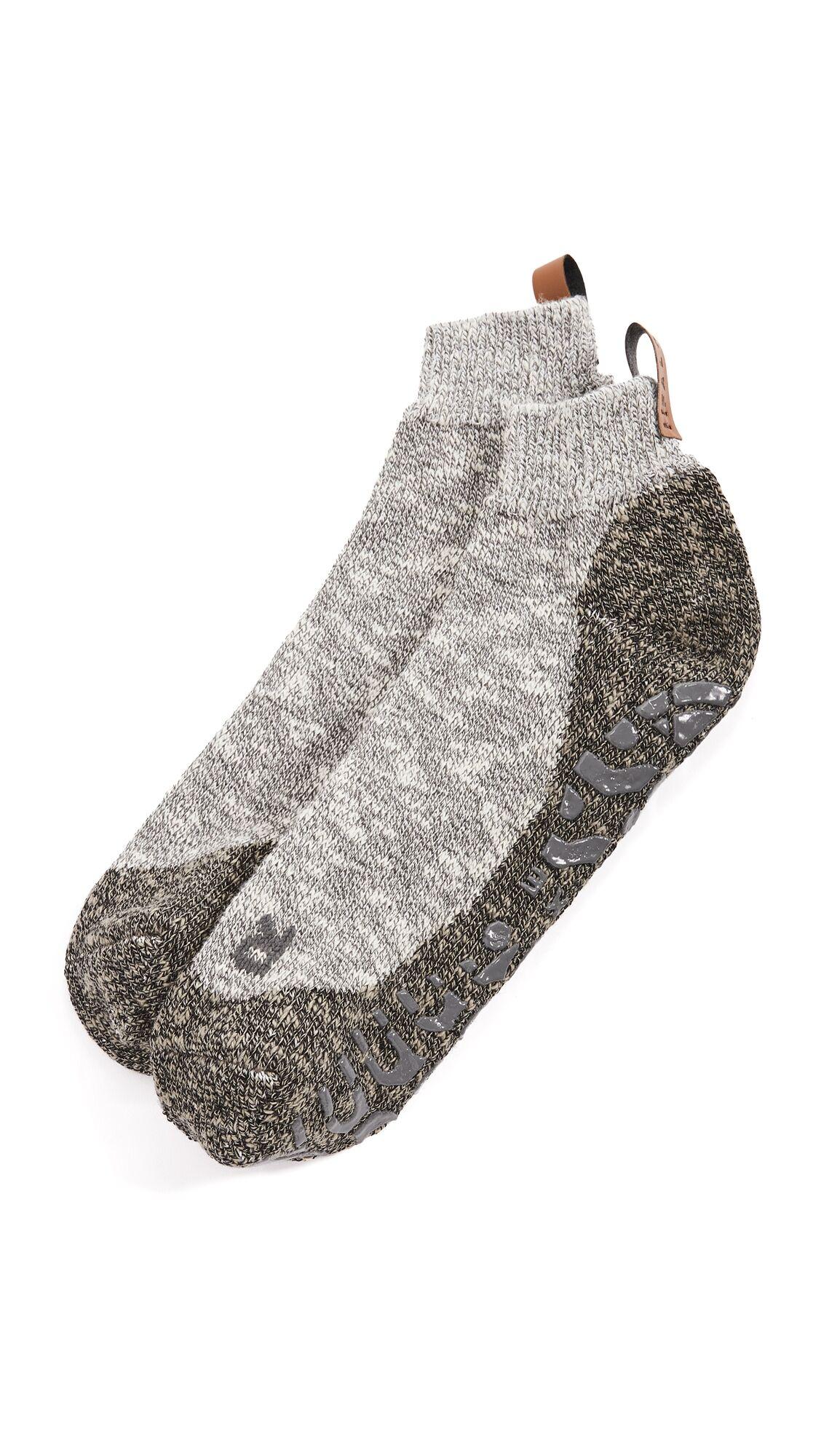 Falke Lodge HP SN Crew Socks - Light Grey Melange - Size: 41-42