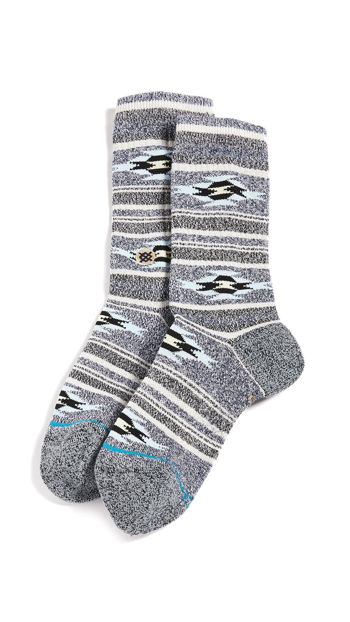 STANCE Stanfield Crew Socks - Navy - Size: M