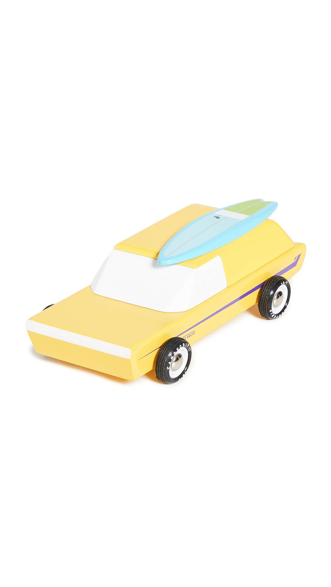 Candylab Toys Surfman Toy Car - Size: Male
