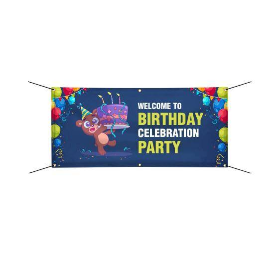 Bannerbuzz Merry Christmas Feather Flags 1.55 x 5.5 Ft (Double Sided)