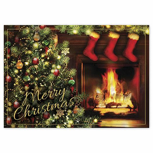 Deluxe for Business No Place Like Home Christmas Cards