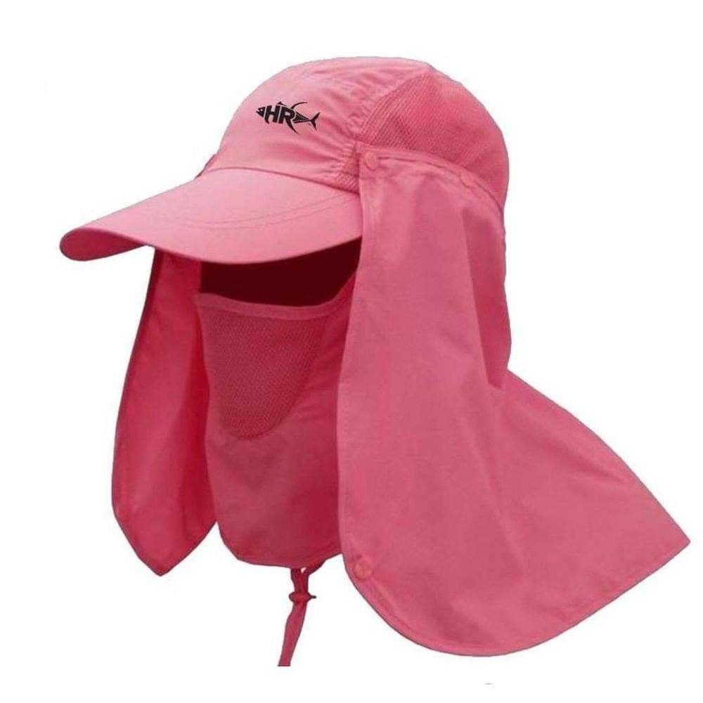Solar Masked Home Run Hat