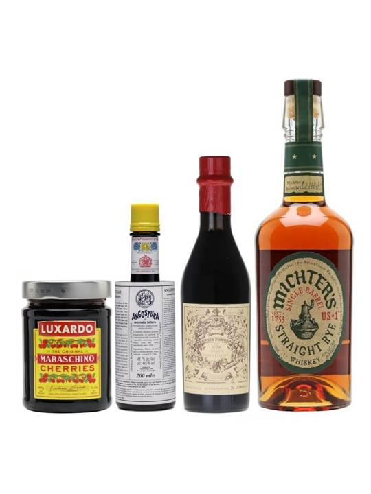 Woodford Reserve Manhattan Gift Collection