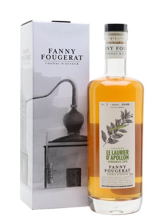 Fanny Fougerat 2010 Le Laurier d'Appollon Cognac