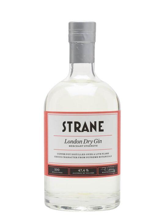 Strane Merchant Strength London Dry Gin
