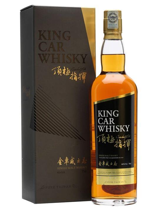 Kavalan King Car Conductor Taiwanese Single Malt Whisky