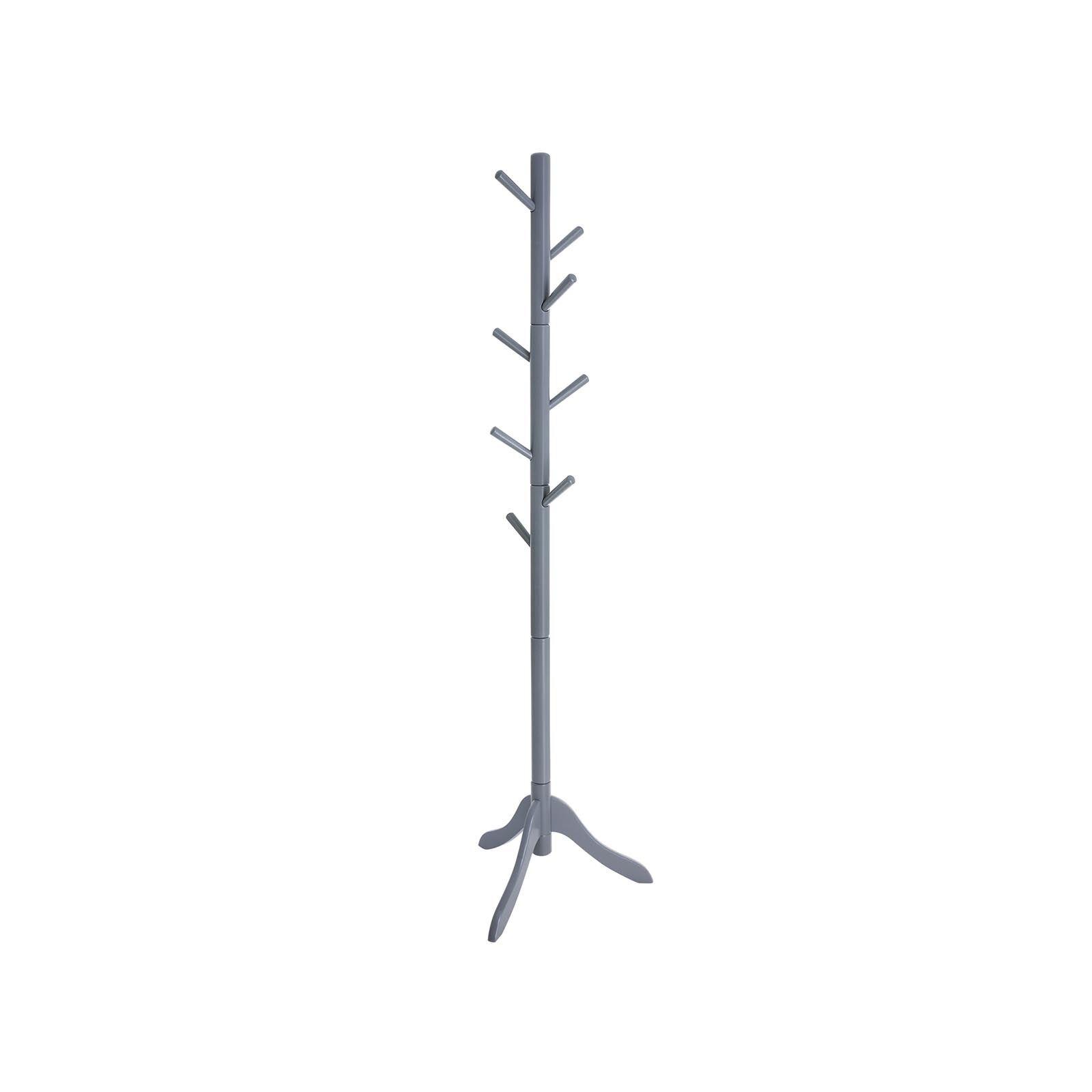 Thick Pole Coat Rack