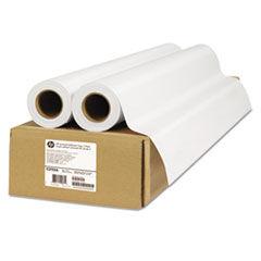 """HP Universal Adhesive Vinyl, 150 g/m2, 42"""" x 66 ft, White, 2 Rolls/Pack"""