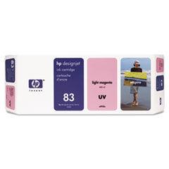 HP C4945A (83) Ink Cartridge, UV Light Magenta