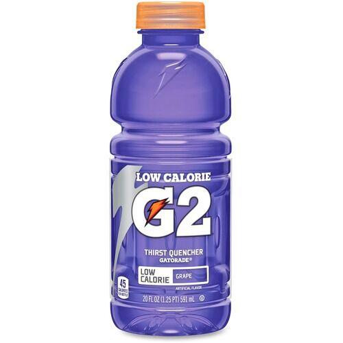 Gatorade Quaker Foods G2 Bottled Sports Drink